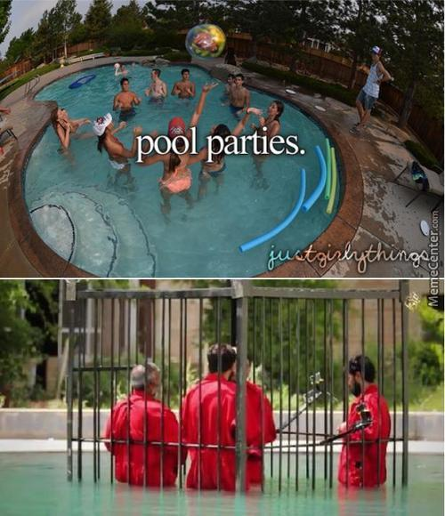 Isis Pool Party