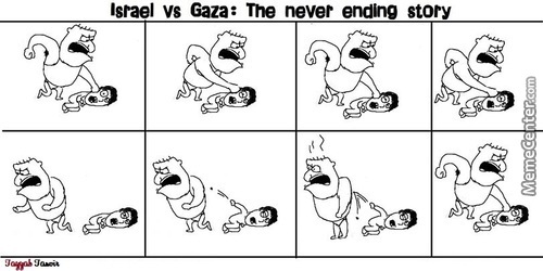 Israel Vs Gaza: The Never Ending Story