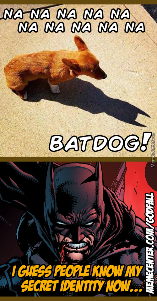 Issue #17: The Bark Knight Rises