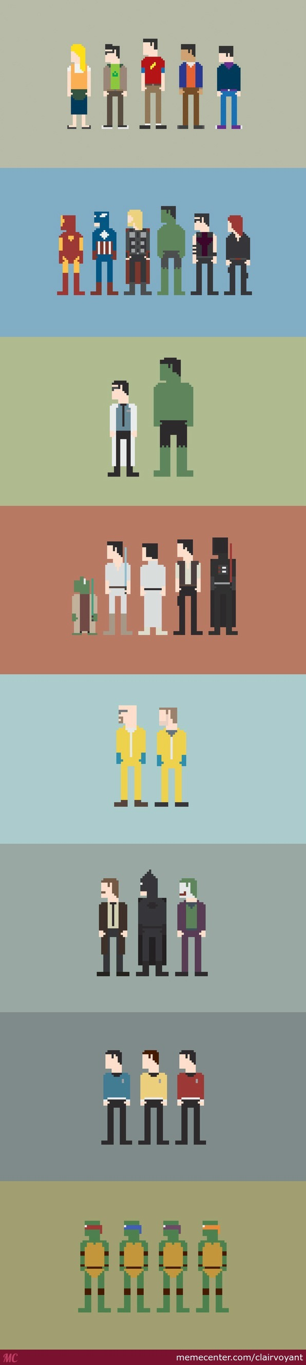 It's All About 8-Bit.