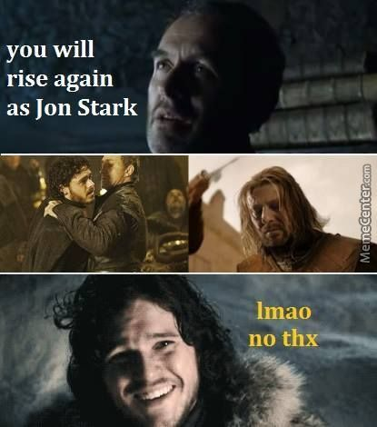 It's Dangerous To Be A Stark