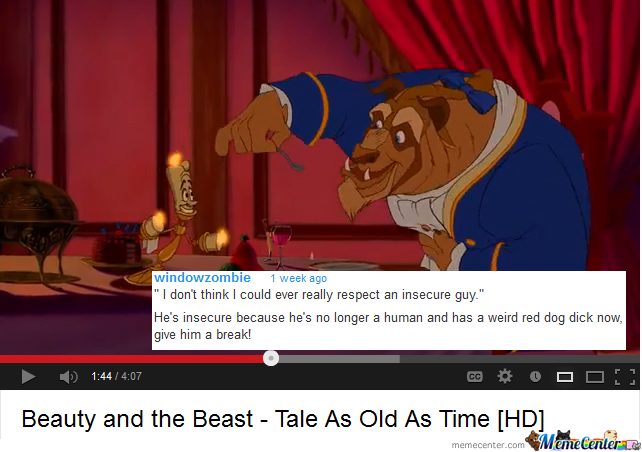 Its Not Beastiality If Theyre On Disney ;) by