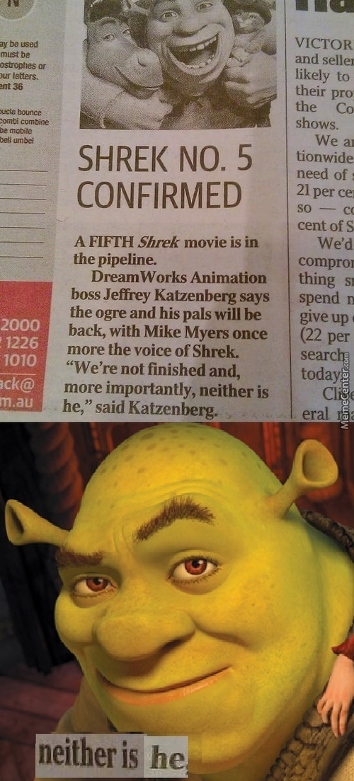 It's Not Ogre Just Yet