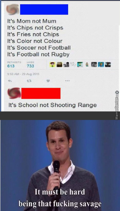 It's School Not Shooting Range