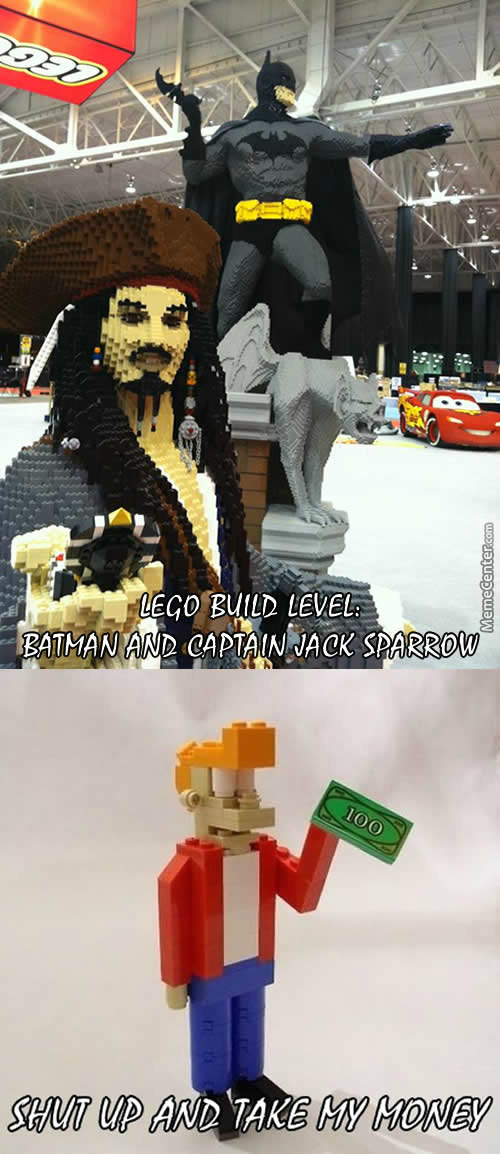 It's Simple, We Build Batman!