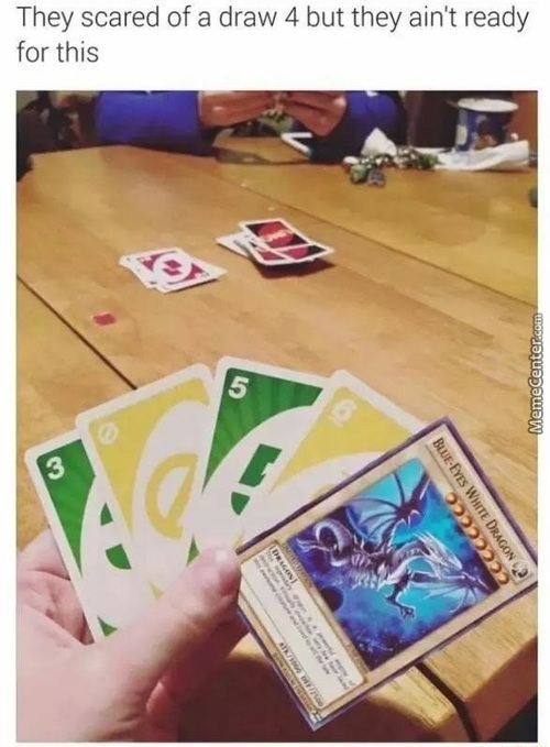 It's Time To Play Some Yugimon!