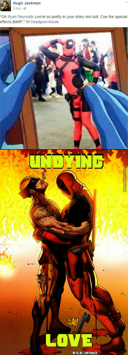 It's Time To Put Balls Into Holes  - Deadpool
