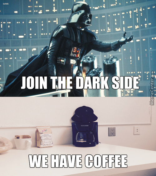 It Breathes While It Makes Coffee