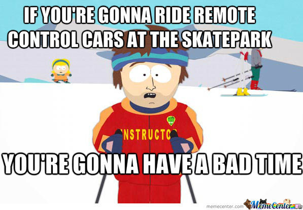 It Happenned Today. They're So Annoying!