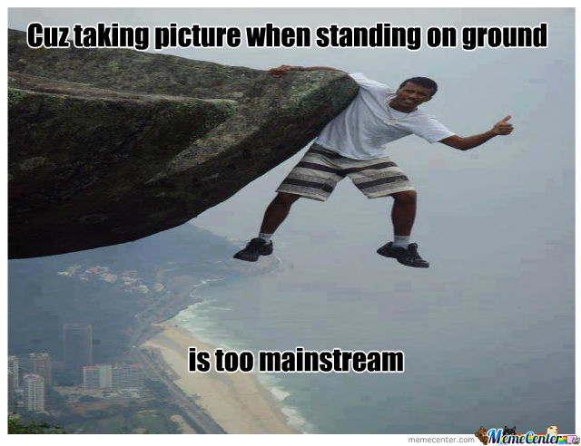 It Is Too Mainstream