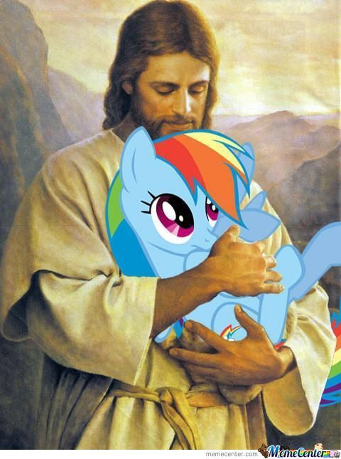 It Is Written: Rainbow Dash Is Best Pony