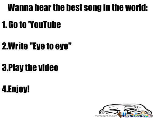 It Like The Best Song