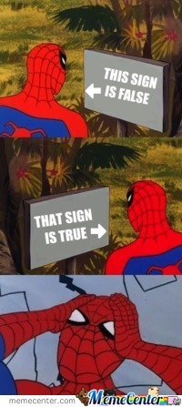 It Rapes My Spidey Sense!