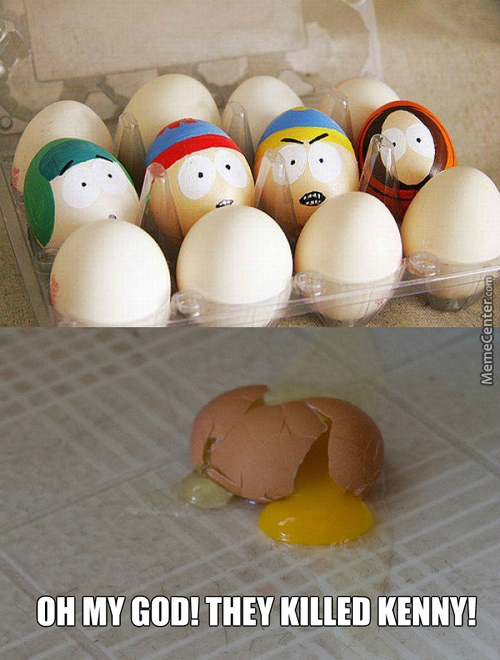 It Was A Egg-Secution...