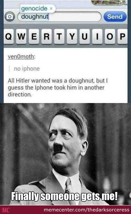 It Was All The Iphone's Fault