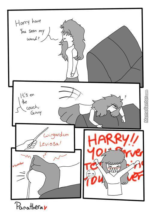 It Was Bound To Happen, Me Drawing Something Hp Related... Harry You  Pervert!