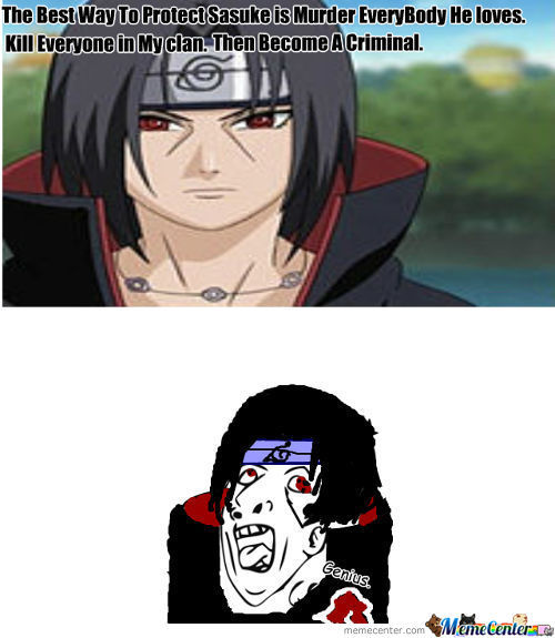 Itachi Did The Right Thing