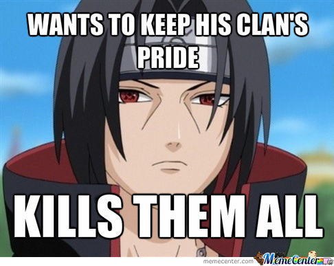 Itachi's The Ginius Ninja