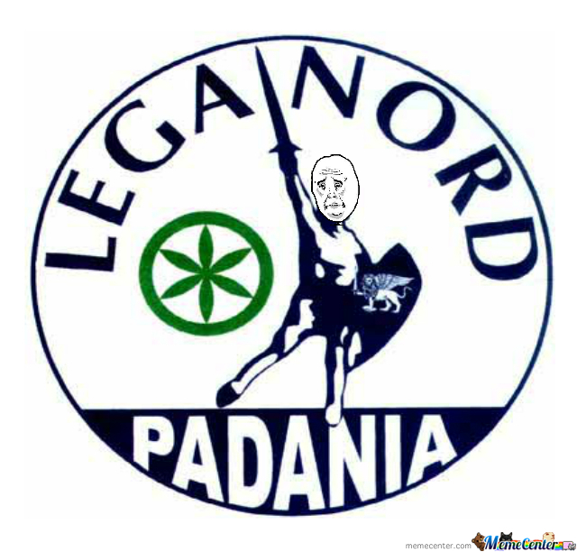 Italians Only - U Mad Lega?