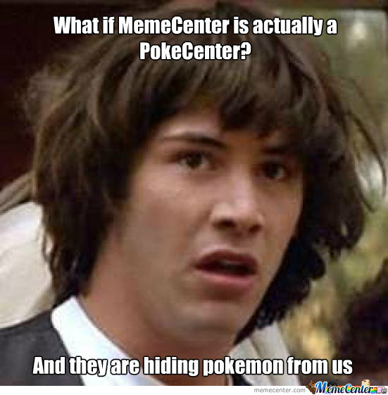 Its A Pokecenter