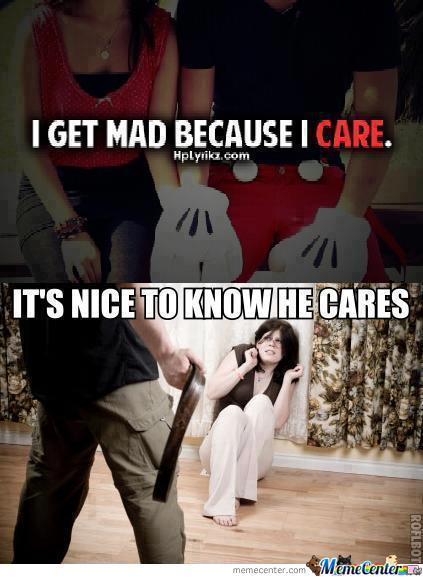 Its Nice To Have Someone Who Care For U
