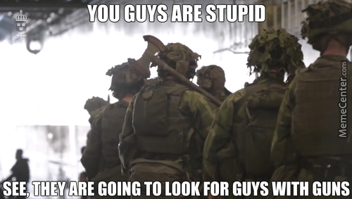 Its Pretty Obvious That We Haven't Been To War For Awhile