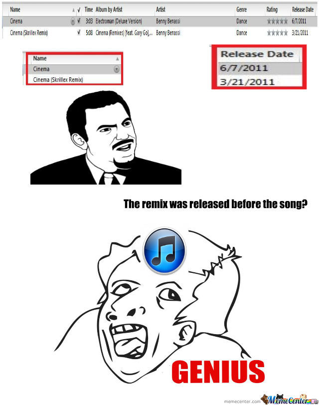 Itunes *facepalm*