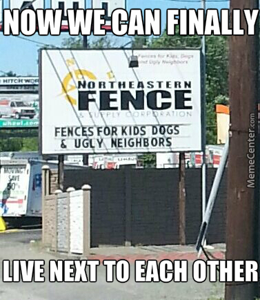 Ive Been Seaching For This Fence For Some Time...
