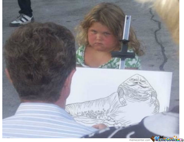 Jabba's Daughter
