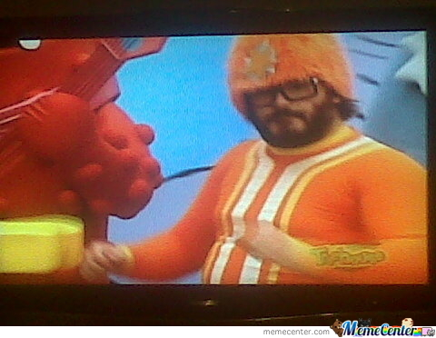 Jack Black On Yo Gabba Gabba