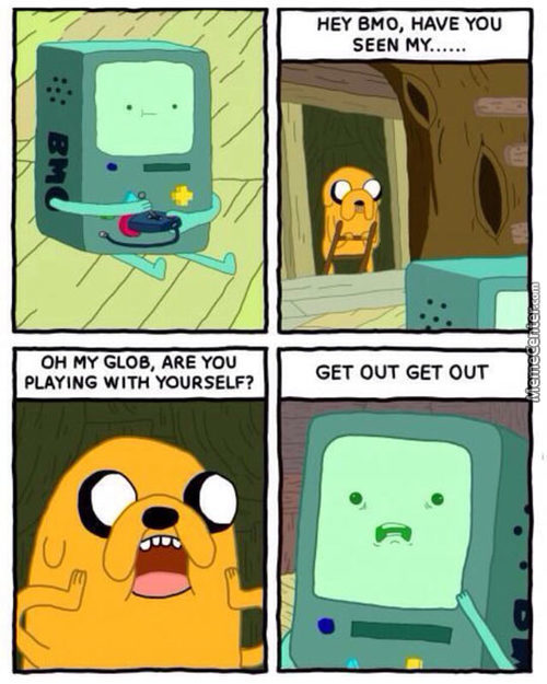 ♫ Jake The Dog And Finn The Human The Fun Will Never End Its Fapping Time! ♫