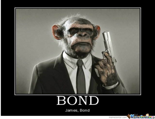 Jamess Bond