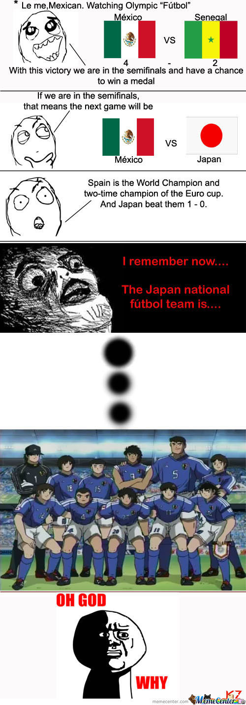 Japan National Futbol Team