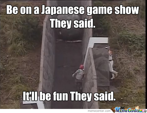 Japanese Game Shows