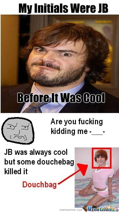 Jb Used To Be Cool