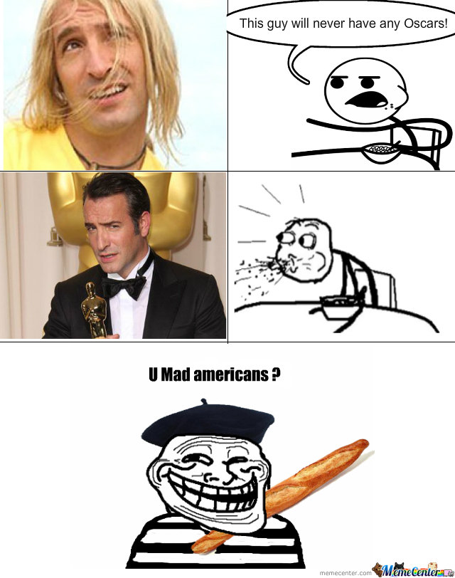 Jean Dujardin, For The Win !