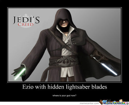 Jedi Creed: Ezio