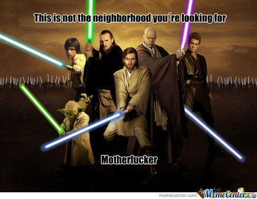 Jedi Neighborhood