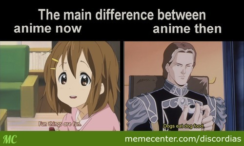 Jeez Anime Creators, Get It Together!