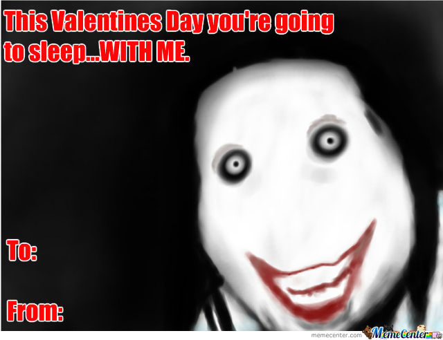Jeff The Killer Card by ness - Meme Center