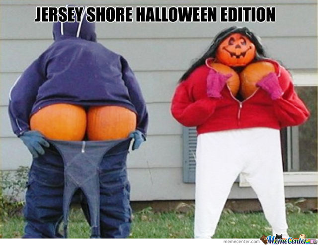 Jersey Shore Halloween Edition