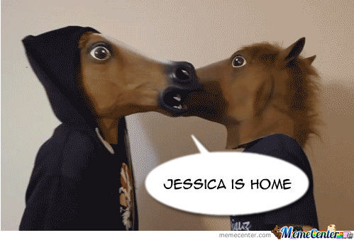 Jessica Is Home