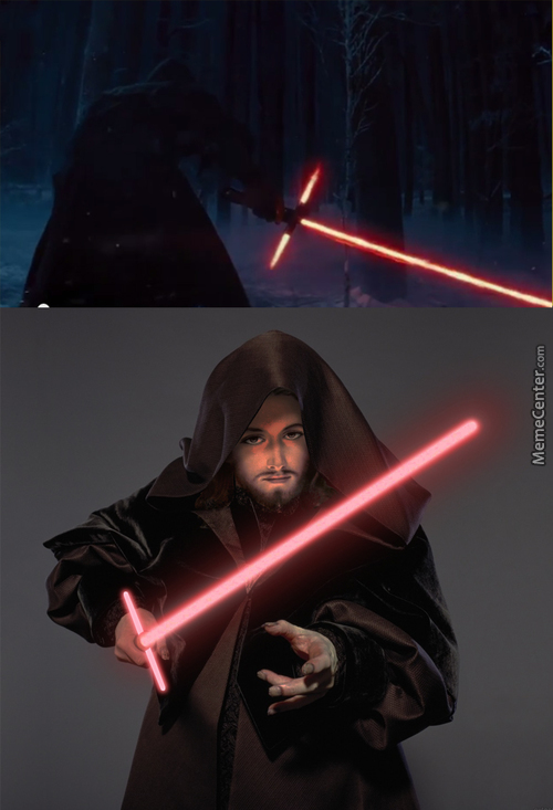 Jesus Confirmed For New Sith Lord