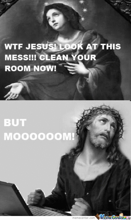 Jesus Had Troubles