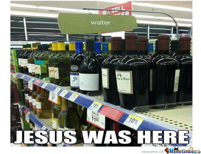 Jesus Was Here..