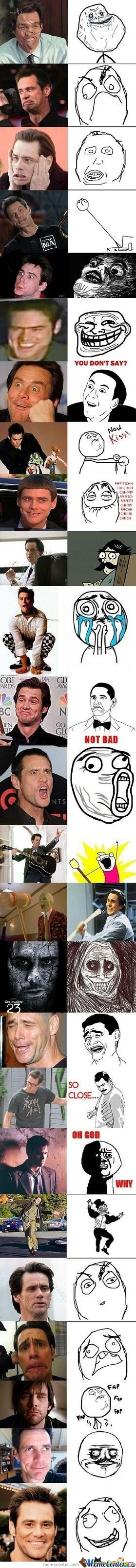 Jim Carrey'S Career