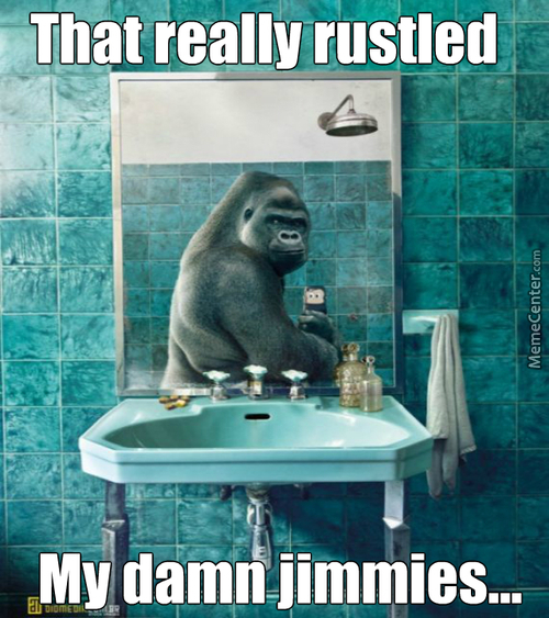 Jimmies Rustled Over 9000 ! ! ! !