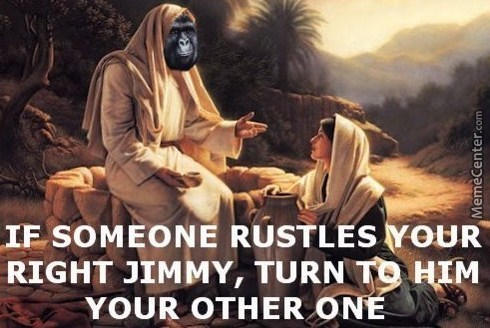 Jimmysus Our Savior