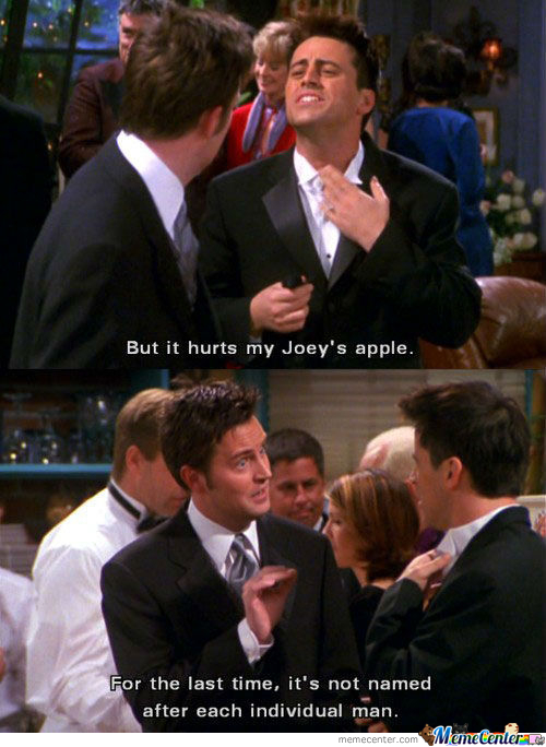 Joey's Apple