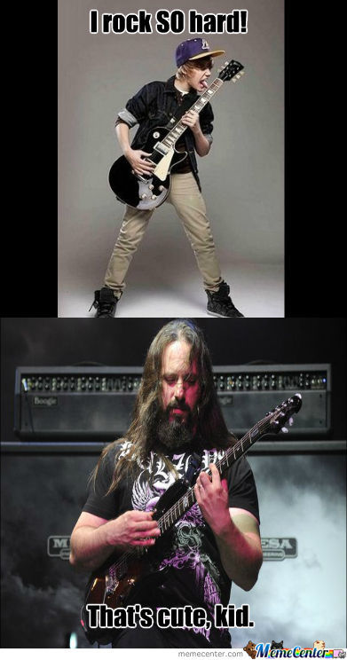 John Petrucci Is Way Better